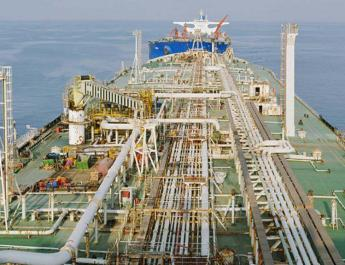 ifmat - Volume of Iranian unsold stockpiled oil skyrockets