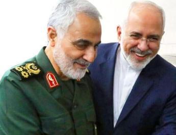 ifmat - Zarif praised general who killed Americans - Qassem Soleimani