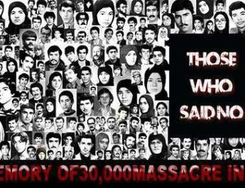 ifmat - 1988 massacre haunts Iran regime