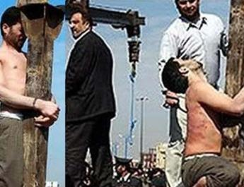 ifmat - 40 people given flogging sentences in Iran