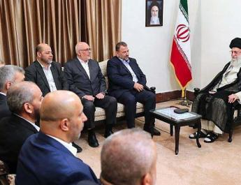 ifmat - Hamas and Iran regime continue to strengthen their relationship