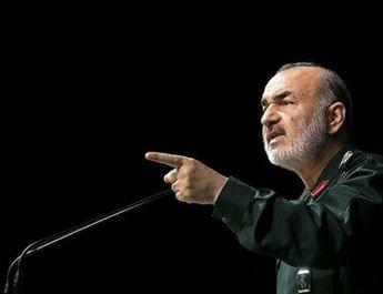 ifmat - IRGC Chief says Iran has tied security to progress