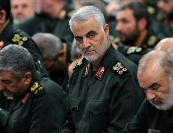 ifmat - IRGC Commander Soleimani says sanctions on Zarif are victory for Iran