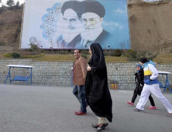 ifmat - Iran arrets 10 political activists calling for Khamenei resignation