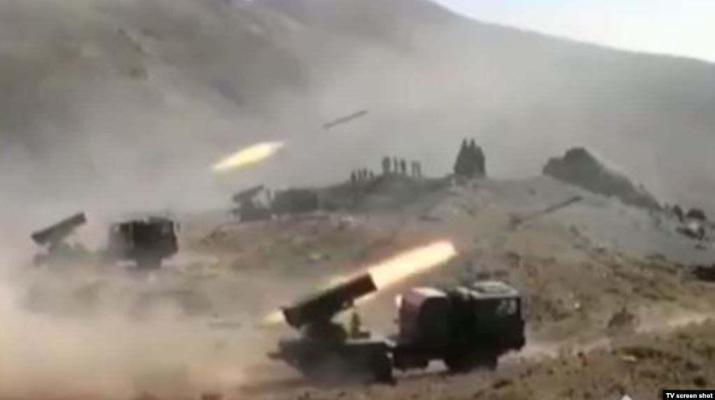 ifmat - Iran guards hold wargames aimed at Kurdish insurgents