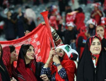 ifmat - Iran prosecutor defies FIFA on stadium entrance ban for women