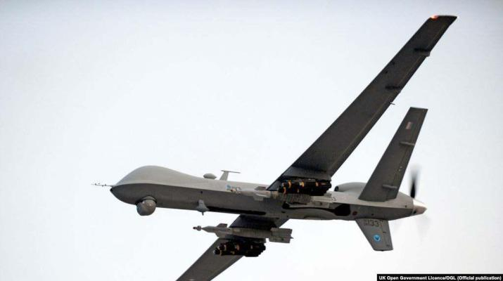 ifmat - Iran regime ordered Houthis to shoot down US drone over Yemen