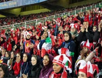 ifmat - Iranian government criticised as women stadium entry deadline looms