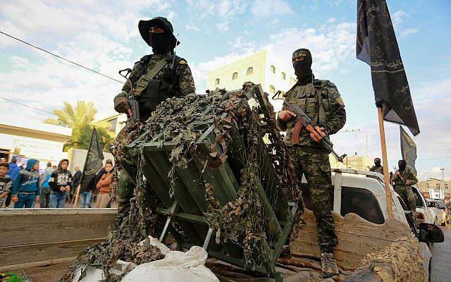 ifmat - Israel accuses Iran-backed Islamic Jihad of uptick in Gaza violence