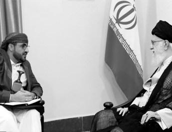 ifmat - Khamenei says Iran regime will continue to back Houthi terrorists in Yemen