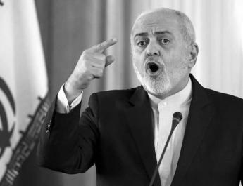 ifmat - Mullahs foreign minister threatens Iranian protesters in Stockholm to death