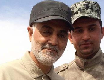 ifmat - Qassem Soleimani dream is to attack Israel