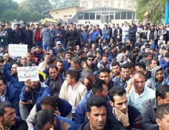 ifmat - Striking workers in Iran sentenced to floggings and jail
