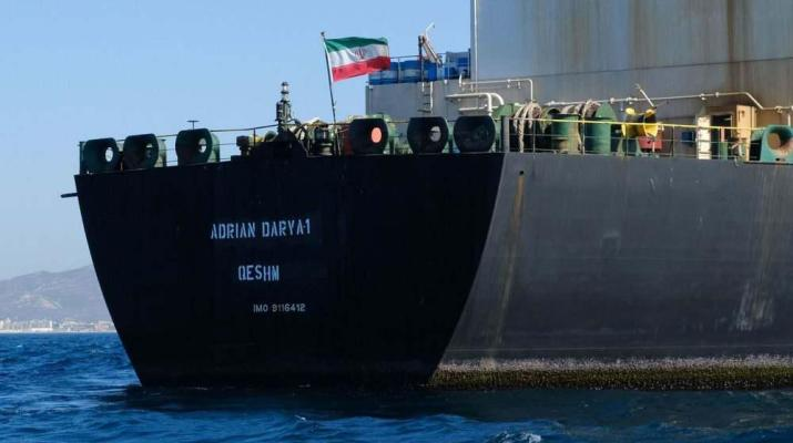 ifmat - US conveys its position to Greece over Iranian tanker