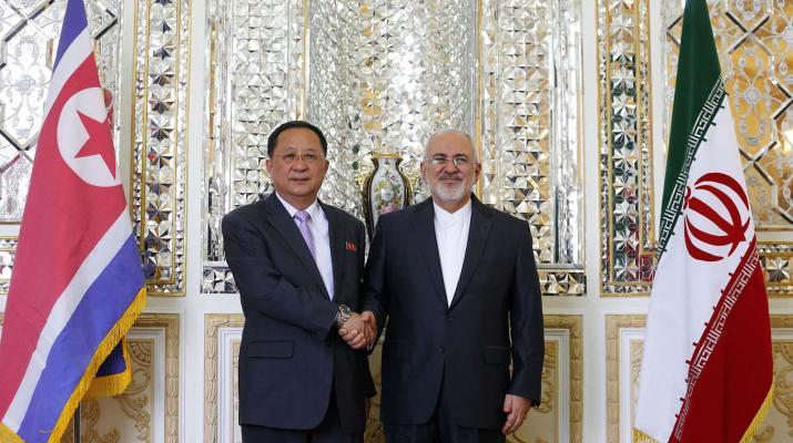 ifmat - A nuclear partnership between Iran and North Korea