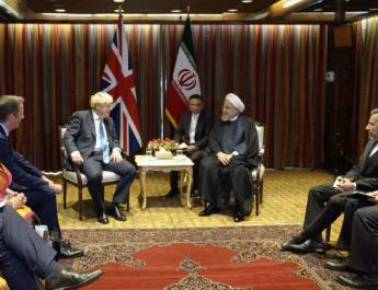 ifmat - British PM calls for release of dual nationals held in Iranian prisons