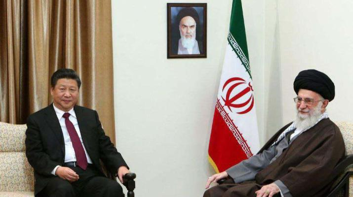 ifmat - Giant Iran investment by China complicates US options