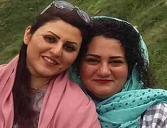 ifmat - Golrokh Ebrahimi Iraee and Atena Daemi to serve additional two years