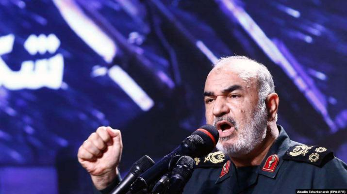 ifmat - IRGC Commander says Iran has prepared to annihilate Israel