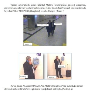ifmat - IRGC Quds Force operative is greeted at an Istanbul airport by his Turkish asset