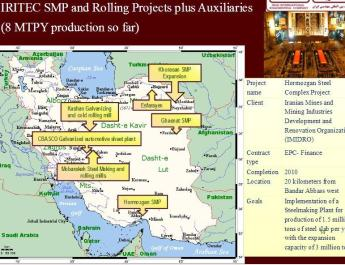 ifmat - IRITEC SMP and rolling projects