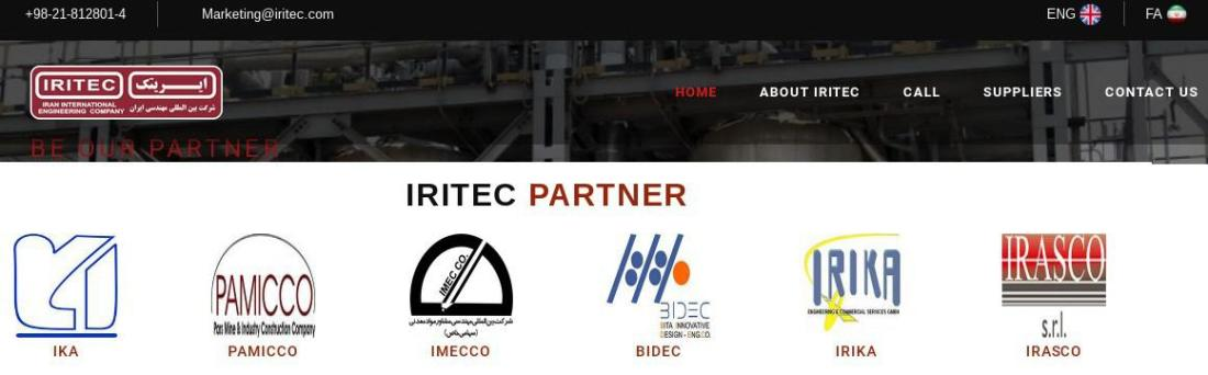 ifmat - IRITEC partners