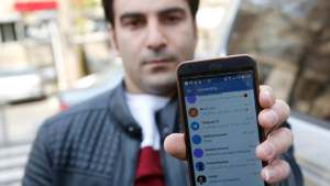 ifmat - Iran censor Telegram