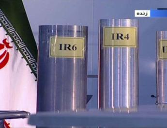 ifmat - Iran moves towards enriching Uranium with advanced centrifuges