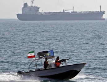 ifmat - Iran regime seizes another vessel in Strait of Hormuz