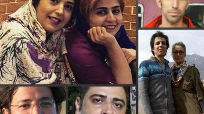 ifmat - Iran regime sentences labour activists to floggings and lengthy prison