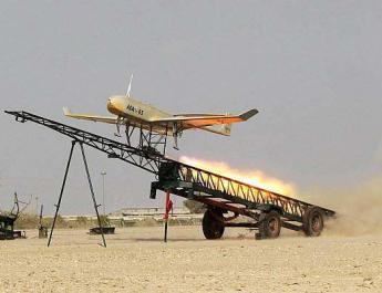ifmat - Iran unveils new drone
