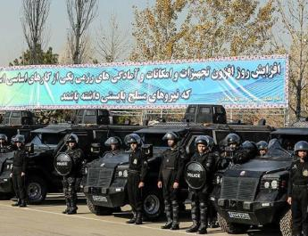 ifmat - Iranian priority is security of regime not well being of people