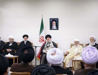 ifmat - Khamenei against European support for regime