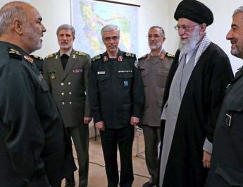 ifmat - Latest IRGC appointment reflects concern over possible unrest in Iran