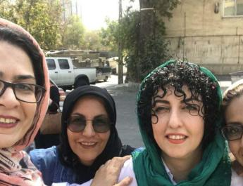 ifmat - The number of female dissident prisoners in iran increasing