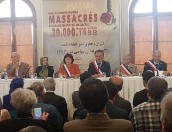 ifmat - UN must stop the ongoing crime against humanity by Iran regime