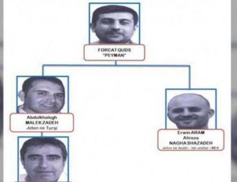 ifmat - Albanian police identifies Iranian terrorists operating inside Albania
