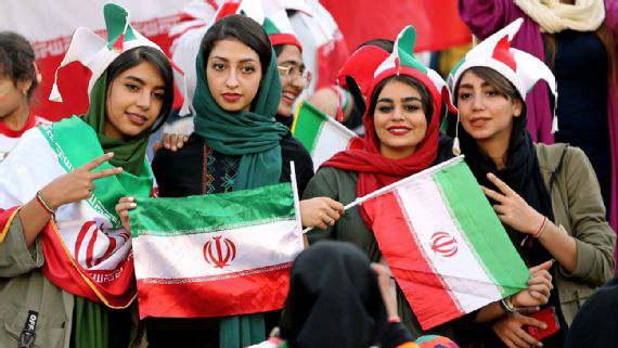 ifmat - Female fans banned from Iranian league games
