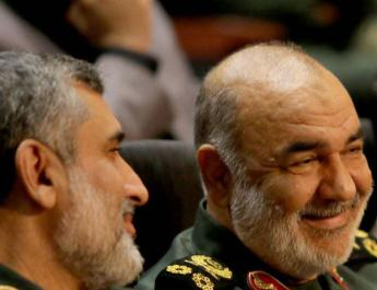 ifmat - Iran guards commander says US has no real military options