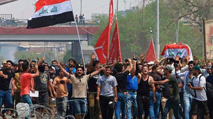 ifmat - Iran is pushing Iraq to the brink but Iraqis are fighting back
