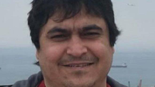 ifmat - Iran regime arrests exiled journalist Ruhollah Zam