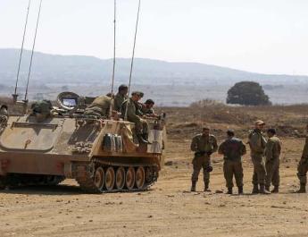 ifmat - Iran regime opens a second front along Israel border