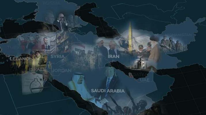 ifmat - Iran struggles to impose hegemony on neighboring countries