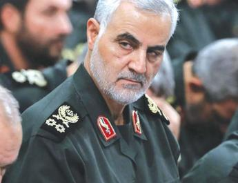 ifmat - Iranian general played leading role in crackdown on Iraqi protests