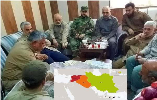 ifmat - Iraq and Syria are suffering from the destructive interference of Iran