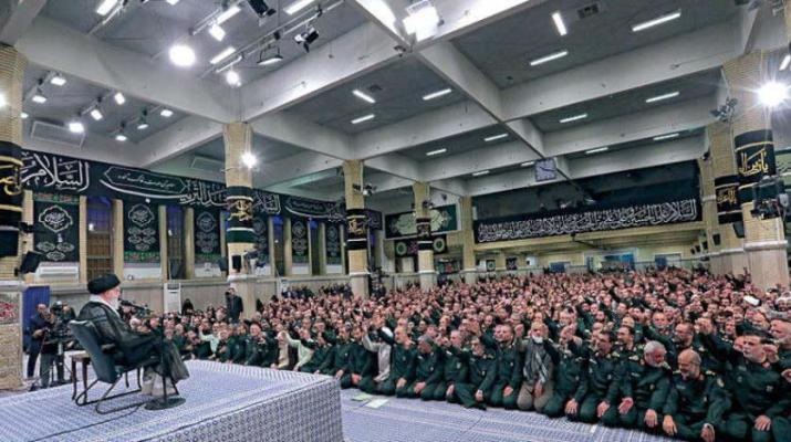 ifmat - Khamenei urges IRGC to expand regionally and be prepared for major events