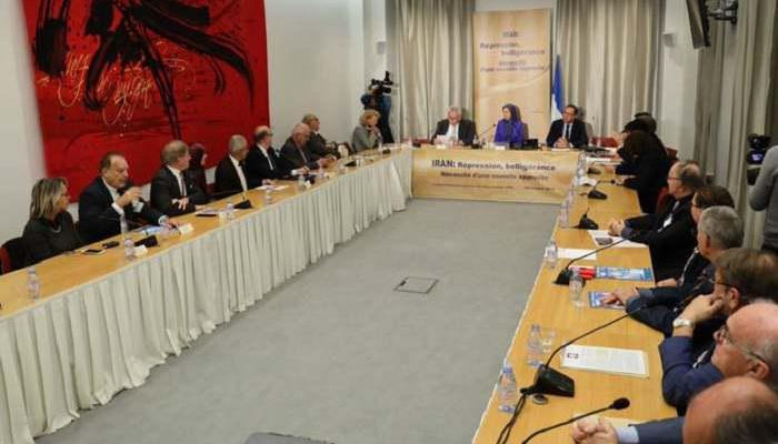ifmat - Maryam Rajavi says Europe must stand with Iranian people