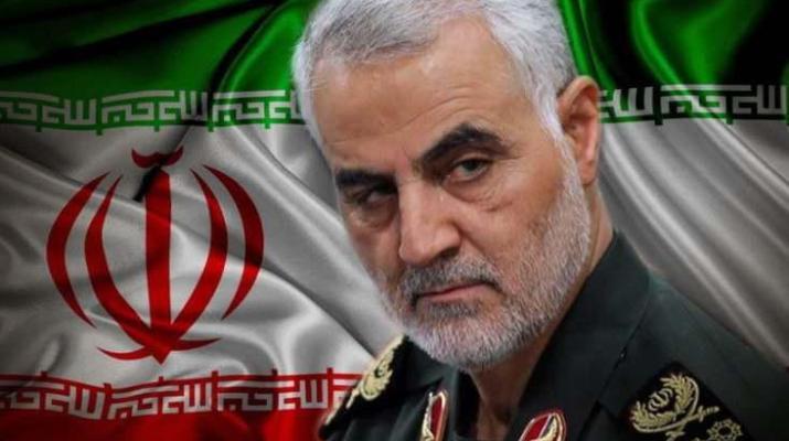 ifmat - Qassem Soleimani says IRGC has expanded the Islamic resistance