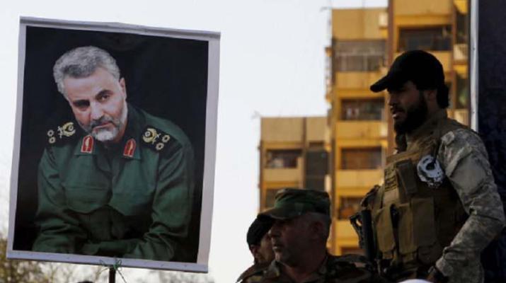 ifmat - Qods Force infiltrates Iraq