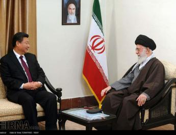 ifmat - Roadmap for a Chinese Iranian strategic partnership